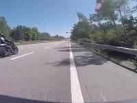 Pościg policyjny w Finlandii