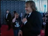 Heath Ledger i jego zagożała fanka