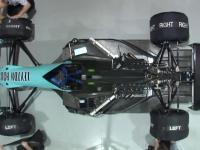 Procedura rozruchu silnika F1 z lat 90