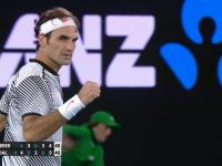 Niewiarygodna wymiana z finału Federer - Nadal