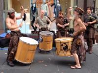 Niesamowici uliczni muzycy