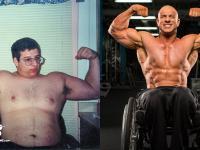 Nick Scott - Historia Niepełnosprawnego Kulturysty