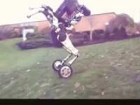 Nowy zwinny robot na kółkach od Boston Dynamics