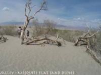 Death Valley, USA - Dolina śmierci - Najgorętsze miejsce na ziemi