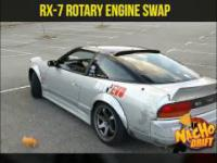 Nissan rotary engine swap