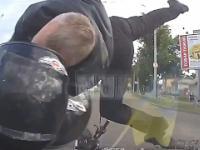 Top 30 wypadków na motocyklu