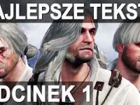 Geralt w burdelu i inne ciekawe akcje