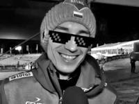 Kamil Stoch THUG LIFE (po konkursie w Oberstdorfie)
