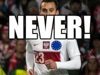 UE domaga się swojej flagi na strojach sportowców!