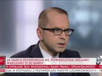 Wojciech Mucha miażdży KOD-owca Szczerbe z PO - 6.2.2017