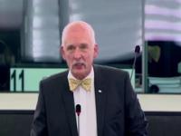 NAJLEPSZE WYPOWIEDZI JANUSZA KORWIN-MIKKE W PARLAMENCIE EUROPEJSKIM