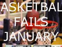 Kompilacja bolesnych wypadków w koszykówce! (2017 Styczeń)