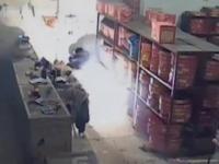 Wystrzałowy sklep z fajerwerkami
