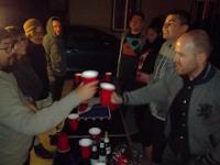 Flip cup - najpopularniejsza zabawa na imprezach w USA