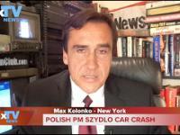 The Truth About Polish PM Car Crash - Prawda o wypadku PM Szydło - Max Kolonko Mówię Jak Jest