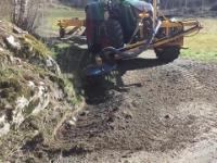 Utrzymywanie dróg gruntowych w Norwegii