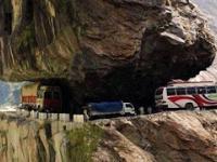 Najbardziej niebezpieczne drogi świata!