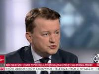 Błaszczak o wypadku premier Szydło i zmianach w struktrach BOR - 13.02.2017 - YouTube