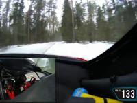 Wypadek Polaków podczas rajdu Rally Sarma