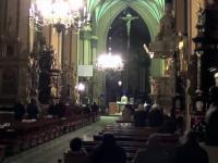 Motyw z GTA San Andreas na organach kościelnych