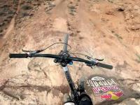 Downhill - jak wygląda zjazd na zawodach Rb Rampage