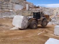 Maszyny do pracy w kamieniołomach