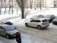 Kiepskie miejsce do parkowania