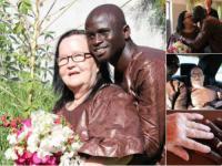 Jak Afrykanie dostają się do Unii Europejskiej. W Szwecji głośno o małżeństwie 71-latki z Gambijczykiem!