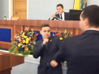 Solówka w Ukraińskim Parlamencie