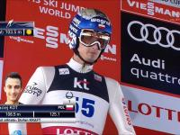 Maciej Kot zwycięski skok w Pyeongchang