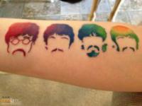 Artystyczne tatuaże 2