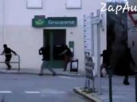 Francja: Policja udaje że sytuacja jest stabilna