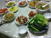 Kolacja z okazji Chińskiego Nowego Roku