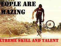Kompilacja Ludzi z Ekstremalnym Skillem i Talentem
