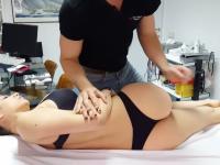 Chiropraktyk w akcji