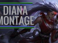 THIS SKIN IS AWESOME! PLATINUM DIANA MONTAGE!