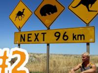 2 AUSTRALIA autostopem - Jechaliśmy z Aborygenami