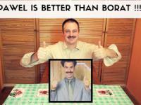 Why Pawel Famous Vloger is better than Borat Sagdiyev?