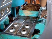 Maszyna do produkcji bloków budowlanych