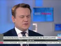 Tarczyński (PiS) ostro o kontrowersyjnym seansie w warszawski teatrze - 21-02-2017