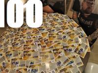 Kupili 100 zdrapek w SAMOLOCIE. Ile wygrali?