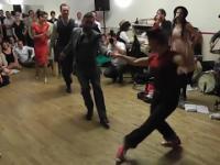 Fascynujący taniec