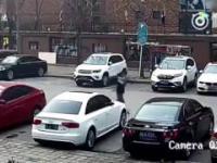 Chińska sztuka parkowania