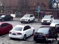 Chińska sztuka parkowania...