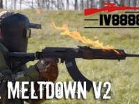 Ak47 w ogniu