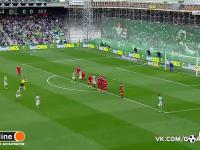 Riza Durmisi piękny gol