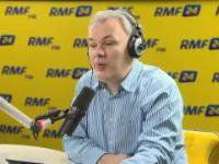 Mazurek z RMF FM nie wytrzymał i wybuchnął śmiechem po wypowiedzi Scheuring Wielgus
