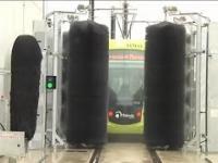 Tak się myje pociągi na całym świecie