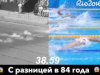 Zawody na Olimpijski basen z Monachium 1932 vs Rio 2016