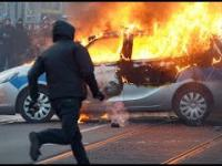 Francjka: Kolejna fala protestów na ulicach Nantes